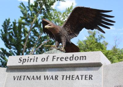 VWMI Bronze Eagle