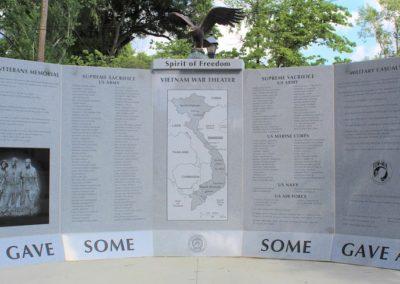 VWMI Memorial Front